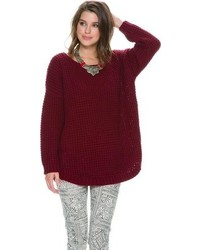 Knot Sisters Purba Sweater