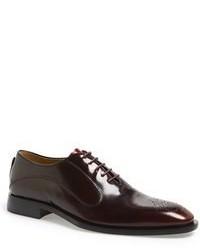 Burgundy oxford shoes original 3306885