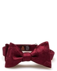 Robert Talbott Paisley Silk Bow Tie