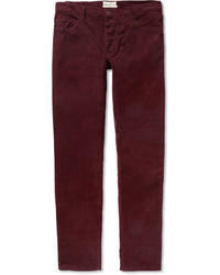 Maroon with what wear pants to How to