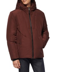 Marc New York Spalding Water Resistant Down Feather Fill Parka