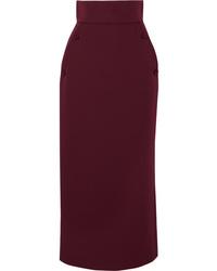 Sara Battaglia Cady Pencil Skirt