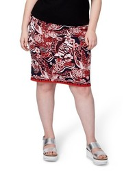 Rachel jacquard pencil skirt medium 5054988