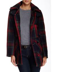 Pendleton Plaid Coat