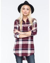 Full Tilt Extreme Fit Flannel Shirt
