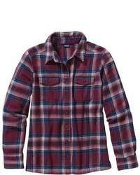 Patagonia Ls Fjord Flannel Shirt