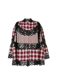 Plaid shirt medium 7801841