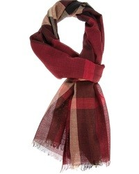 Burberry London Checked Scarf