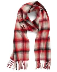 Heritage plaid cashmere scarf medium 834790