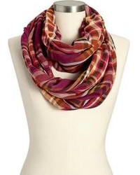 Old Navy Plaid Infinity Scarves
