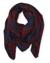 Forever 21 Plaid Print Scarf
