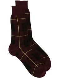 Checked socks medium 640739