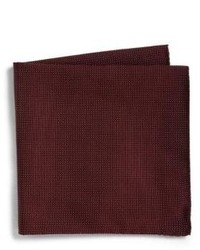 Armani Collezioni Neat Dot Silk Pocket Square