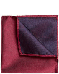Topman Port Pocket Square