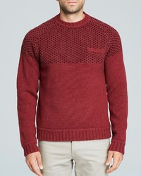 Paul birdseye raglan sweater medium 185459