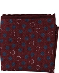 Brunello Cucinelli Abstract Dot Pocket Square