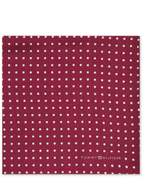 Pocket square color dot medium 2575