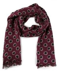 Yabba polka dot scarf medium 100025