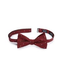 Nordstrom Men's Shop Warren Neat Silk Bow Tie