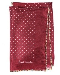 Paul Smith Pin Polka Pocket Square