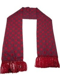 Printed scarf medium 27162