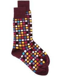 Paul Smith Dotted Socks