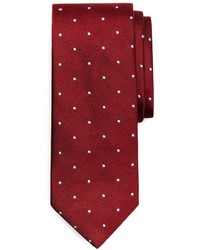 Brooks brothers dot repp tie medium 11146