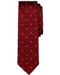 Brooks brothers dot slim tie medium 121675