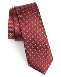 Calibrate Cassida Dot Silk Tie