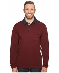 Nautica Big Tall Big Tall Long Sleeve Shipman W Pocket