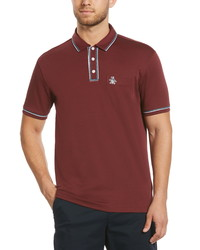 Original Penguin The Earl 3d Pocket Polo