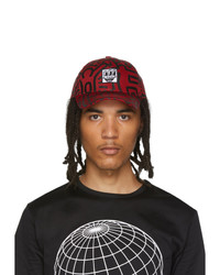 Études Red Keith Haring Edition All Over Cloud Cap