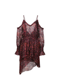 IRO Asymmetric Hem Dress