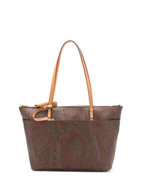 Etro Paisley Knot Tote Bag