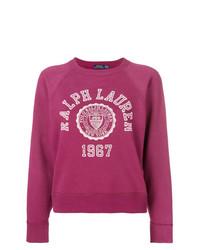 Polo Ralph Lauren Collegiate Fleece Jumper