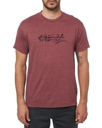 O'Neill Ink Blast Graphic T Shirt