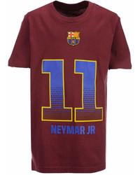 Outerstuff Neymar Da Silva Santos Junior Fc Barcelona Club Team Player T Shirt Big Boys