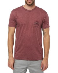 O'Neill Record Graphic Pocket T Shirt