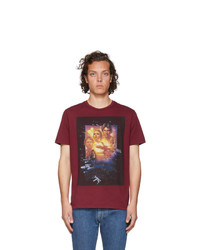 Etro Red Star Wars Edition Poster T Shirt