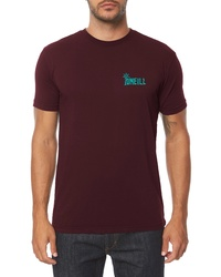 O'Neill Tombstone Graphic T Shirt