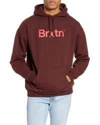 Brixton Gate Hooded Sweatshirt