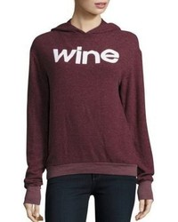 Gypsy wine hooded sweatshirt medium 1316281