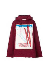 Golden Goose Deluxe Brand Oversized Furka Hoodie