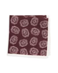 Suitsupply Linen Pocket Square