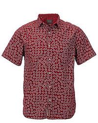 Jachs Manufacturing Co Short Sleeve Printed Shirt