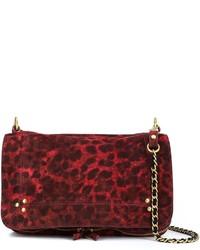Jerome Dreyfuss Jrme Dreyfuss Leopard Print Shoulder Bag