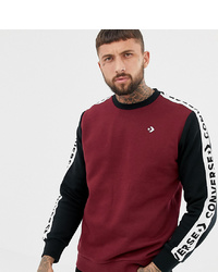 Converse Sweat With Tape To Asos
