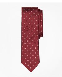 Brooks Brothers Diamond Print Slim Tie