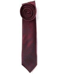 Mr Start Textured Print Tie