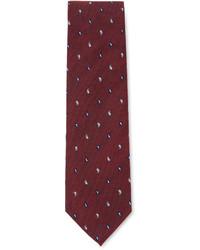 Pine Wool Blend Tie